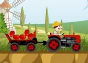 農場卡車運蔬菜2