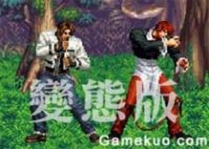 拳皇大戰DNF0.97變態版