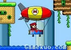 超級瑪莉飛艇冒險