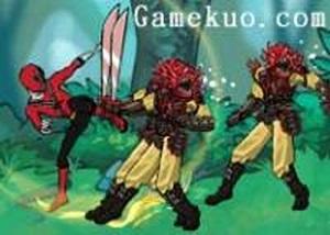 超級恐龍戰隊