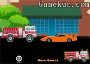 急救消防卡車