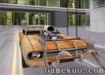 3D瘋狂公路賽車
