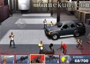 黑幫槍擊戰
