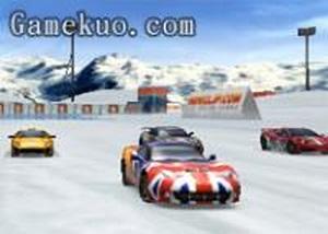 北極漂移賽車