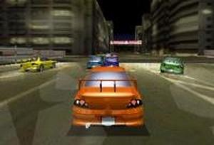 3D城市甩尾賽車