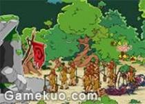原始人進化守城3
