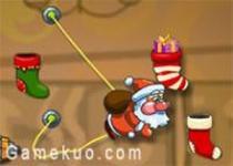 聖誕老人派送禮物