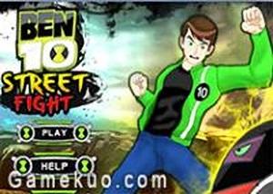 少年駭客街巷戰鬥