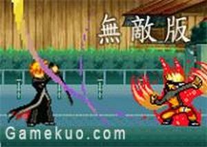 死神VS火影2.1無敵版