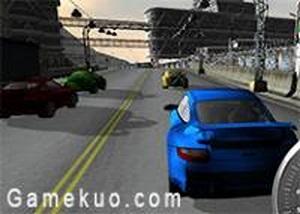 3D賽車快樂駕駛