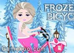 艾莎的自行車