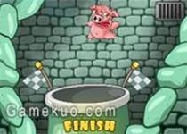 豬豬逃離下水道