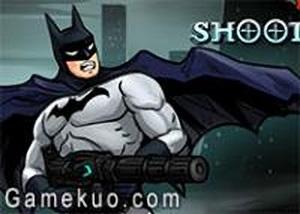 蝙蝠俠火力全開