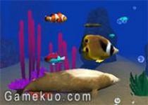 3D大魚吃小魚雙人版2