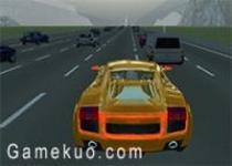 3D無限賽車
