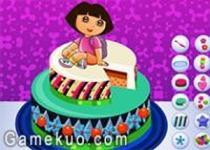 朵拉的美味蛋糕