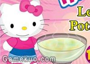 凱蒂貓的蔬菜湯