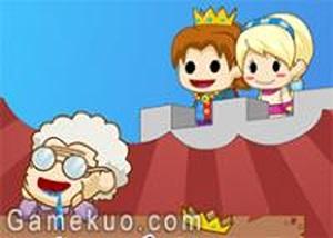 老奶奶追王子