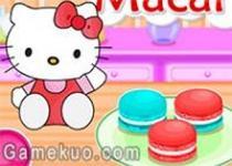 凱蒂貓甜點