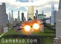 3D城市空戰