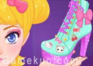 凱蒂貓高跟鞋設計師