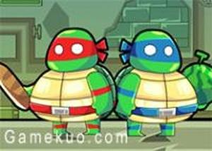 忍者神龜拯救紐約