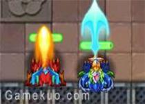 鎧甲勇士燃燒戰車