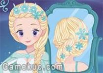 艾莎婚禮美髮