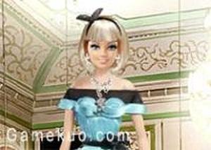 芭比娃娃的禮服