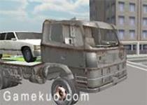 汽車運輸卡車