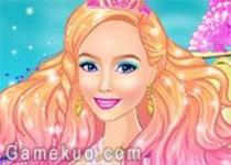 珍珠美人魚公主
