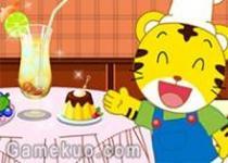 巧虎做檸檬汁