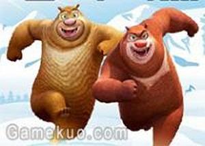 熊出沒之雪嶺雙熊