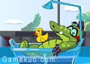 鱷魚愛小黃鴨2