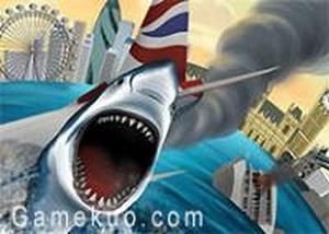 瘋狂大白鯊