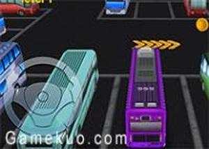 3D巴士停車2