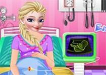 艾莎緊急產檢