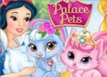 迪士尼公主的寵物