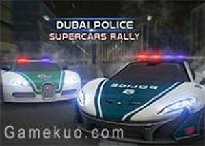 杜拜警車競速賽