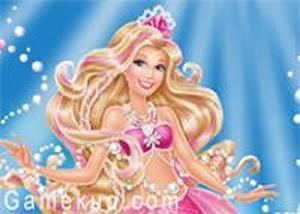 珍珠美人魚公主換裝