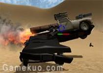 3D沙漠死亡飛車