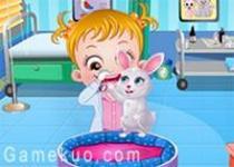 可愛寶貝寵物醫生
