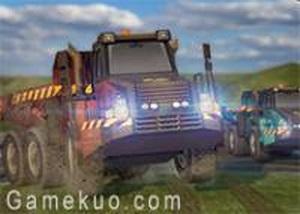 3D運礦卡車賽車