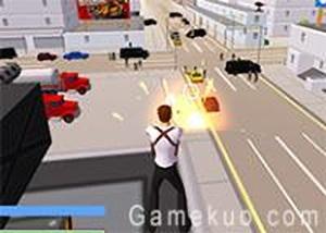 3D特警殺手訓練