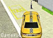 3D計程車模擬駕駛