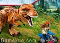 3D樂高侏羅紀世界