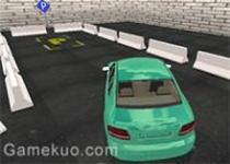 3D模擬駕駛停車