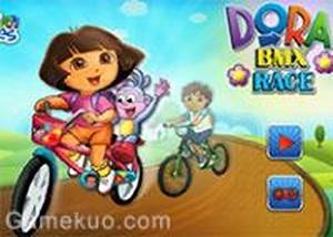 Dora自行車比賽