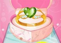 芭比訂婚戒指設計
