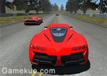 3D職業競速賽車